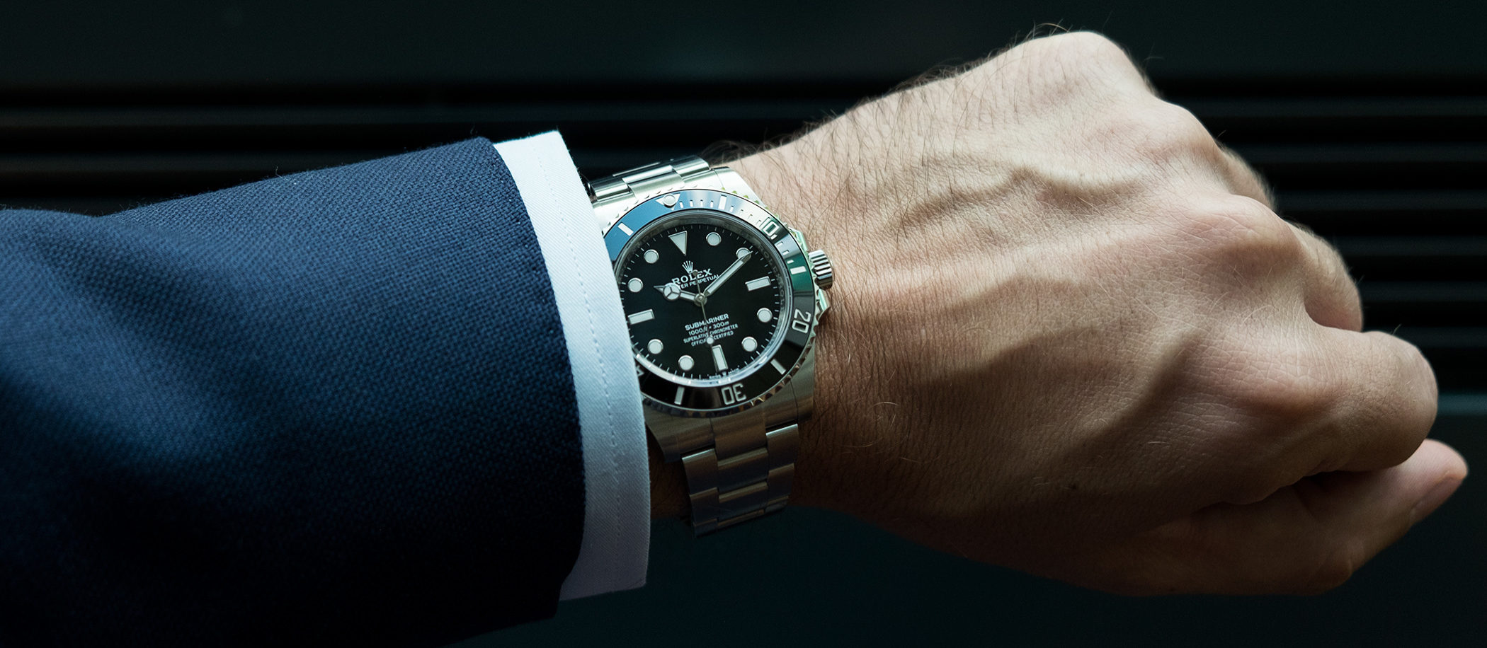Rolex Submariner 41mm Ref. 124060