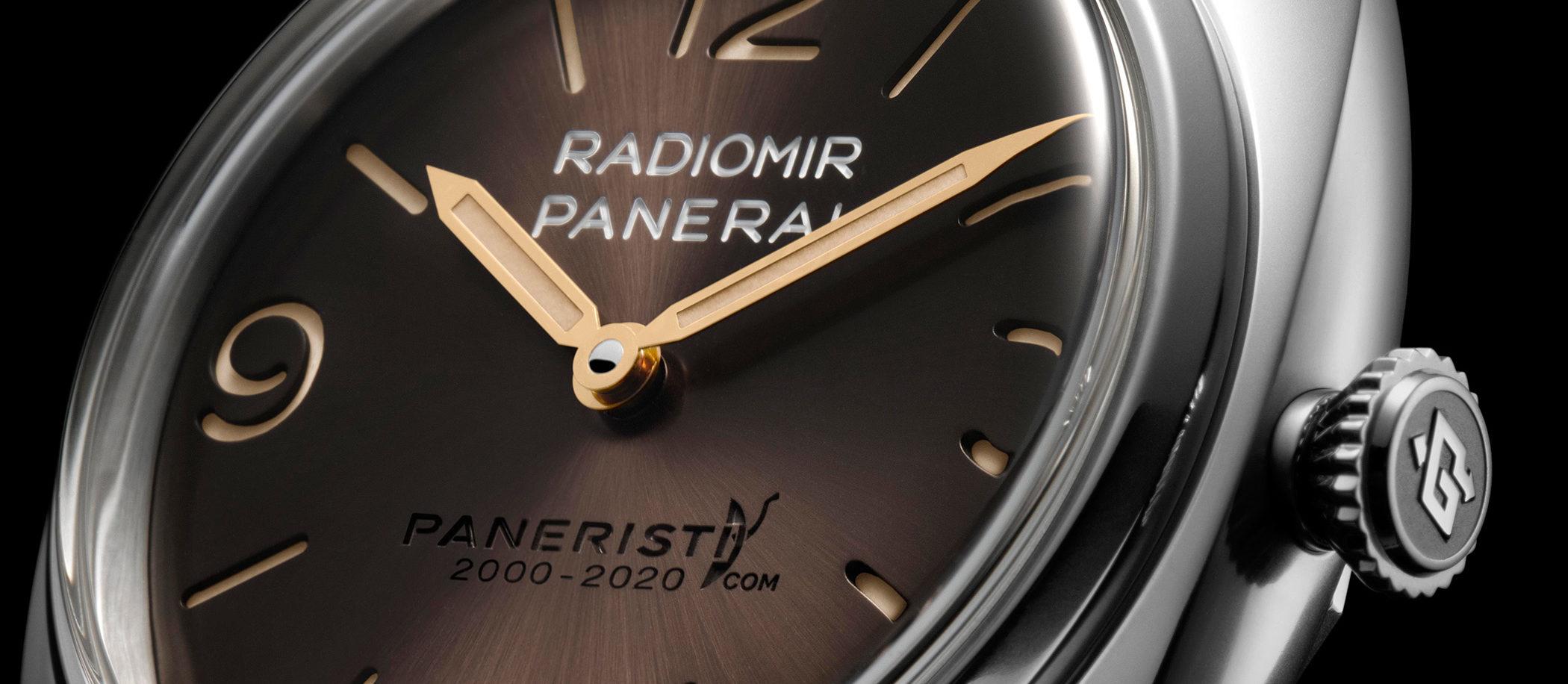 "Panerai Radiomir ""Venti"" PAM02020"