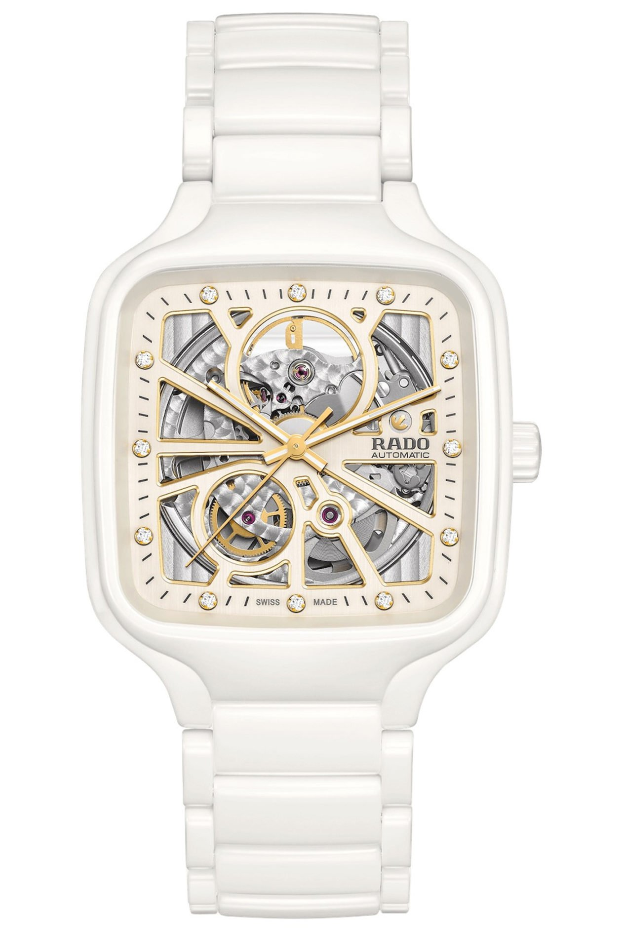 Rado True Square Open Heart