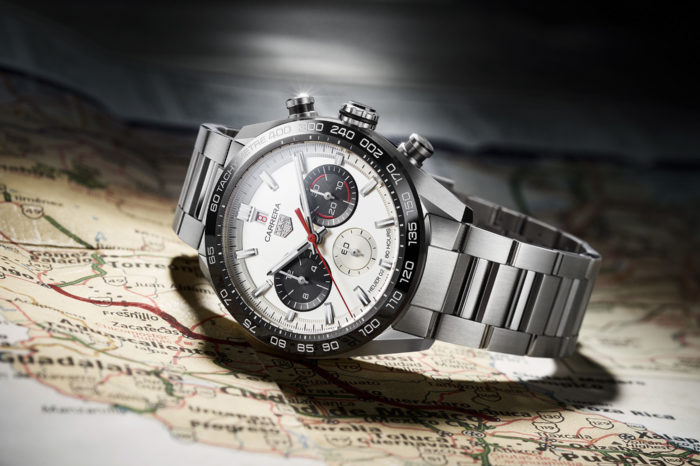 TAG Heuer Carrera Sport Chronograph 160 Years