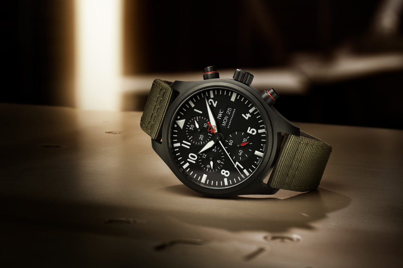 "IWC Pilot's Watch Chronograph TOP GUN ""SFTI"""