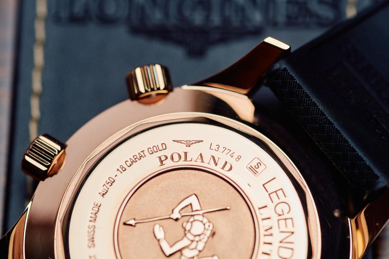 Longines Legend Diver - Poland Limited Edition