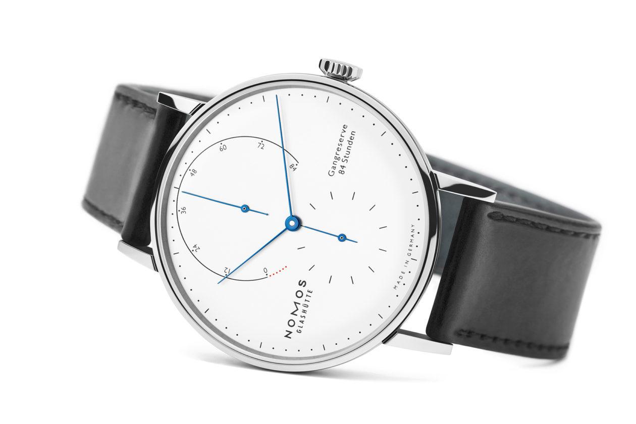 Nomos Lambda – 175 Years Watchmaking Glashütte