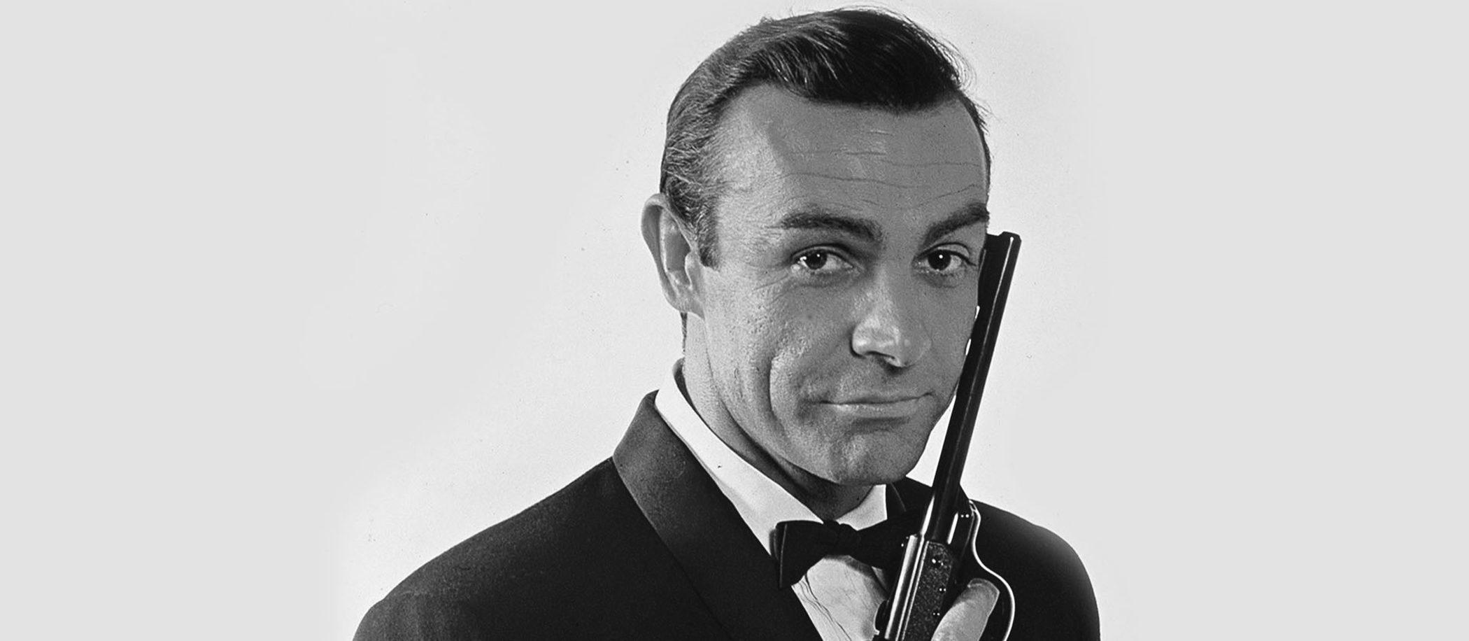 Sean Connery jako James Bond / foto: 007.com