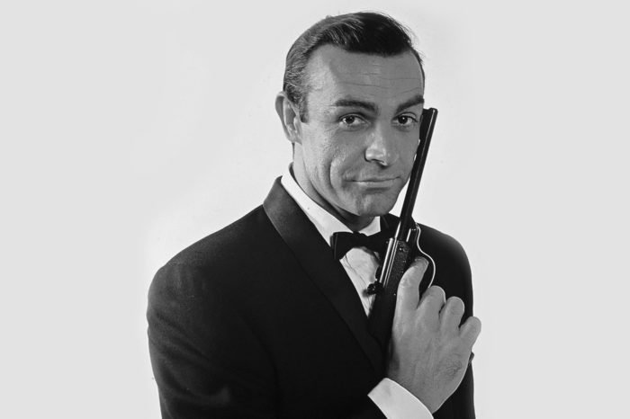 Sean Connery jako James Bond / foto: 007.com