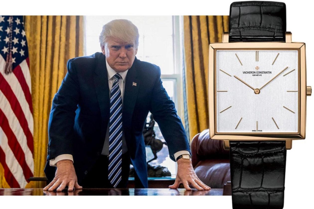 Vacheron Constantin / foto: whitehouse.gov