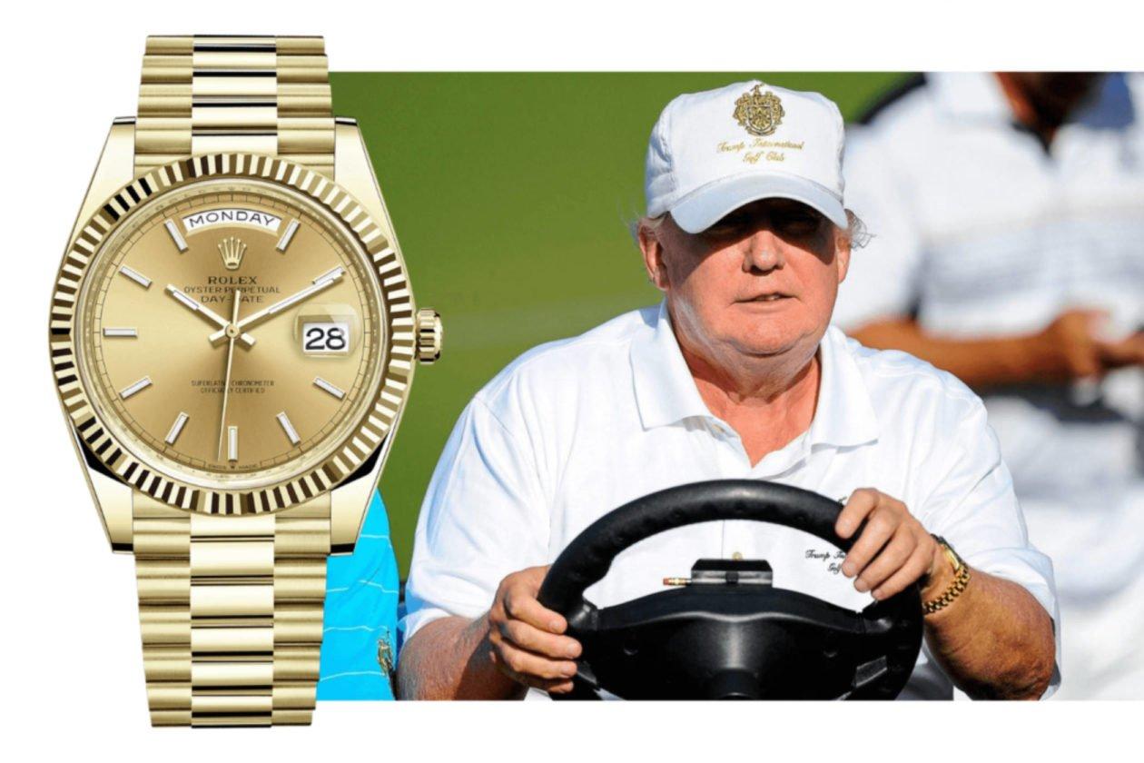 Rolex / foto: Deployant via www.vanityfair.com