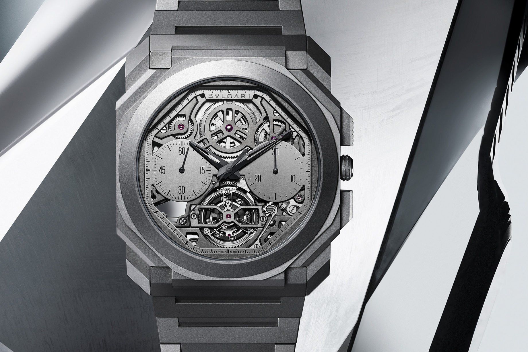 Bulgari - Octo Finissimo Tourbillon Chronograph Skeleton