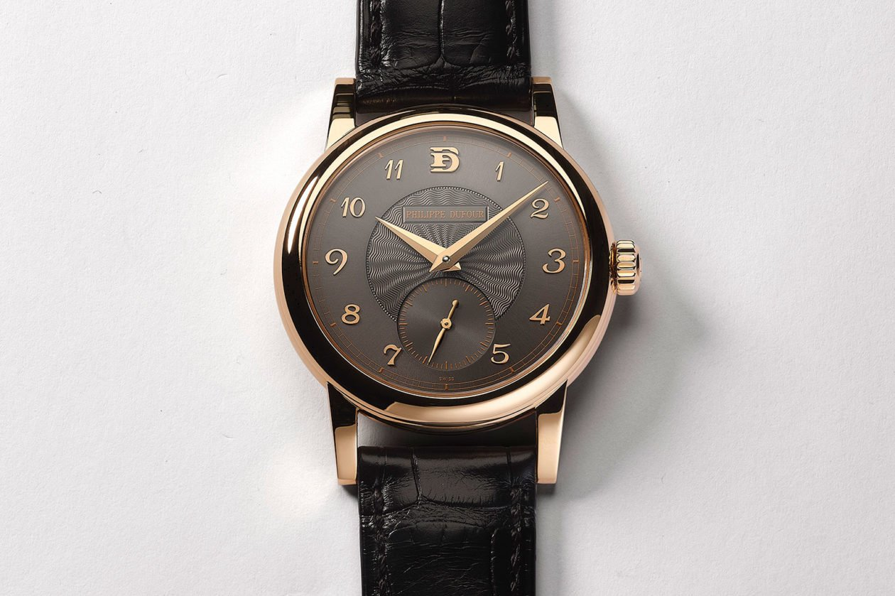 Philippe Dufour Simplicity 20th Anniversary No. 00/20 / foto: watchesbysjx.com