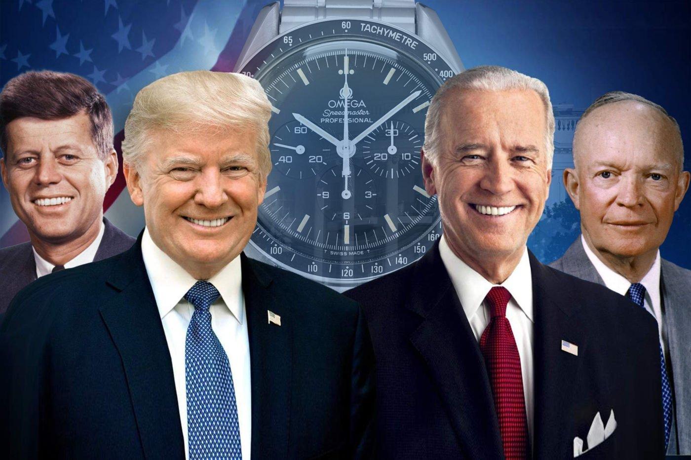 Timebloid Zegarki prezydentów USA