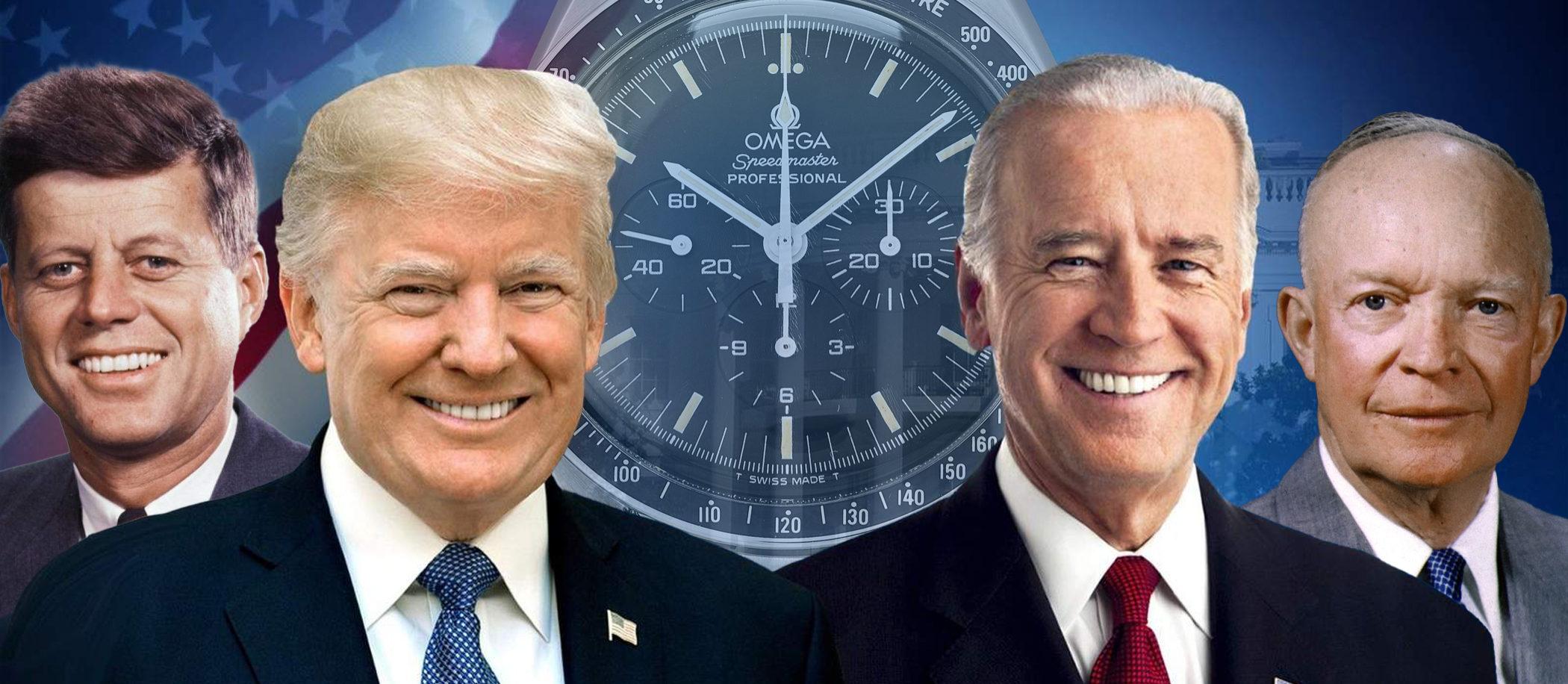 Zegarki prezydentów USA