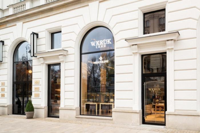 Butik Patek Philippe w Warszawie