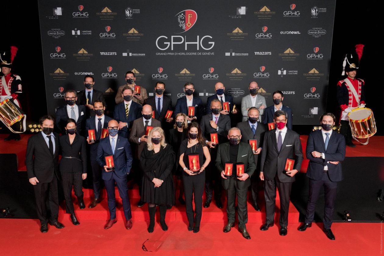 laureaci GPHG 2020