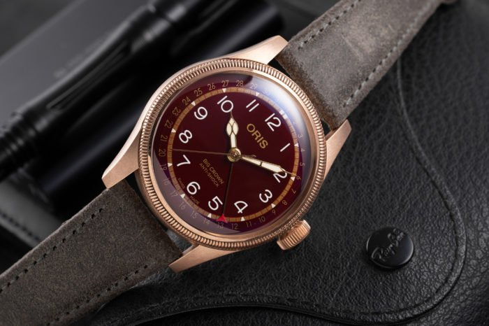 Oris x Fratello Big Crown Pointer Date