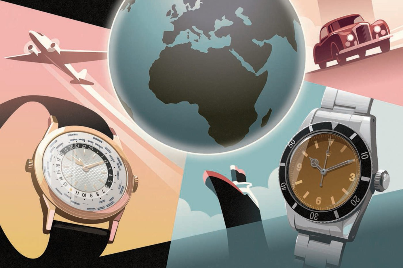"""Aukcje Phillips The Geneve Watch Auction XII i """"Retrospective: 2000 – 2020"""""""
