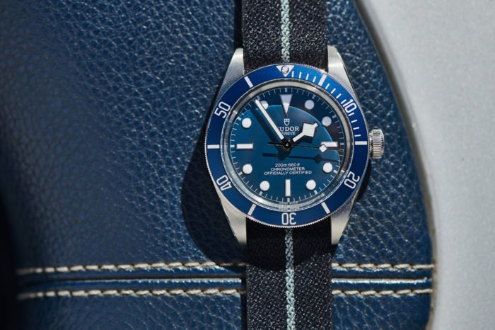Tudor Black Bay Fifty-Eight Blue
