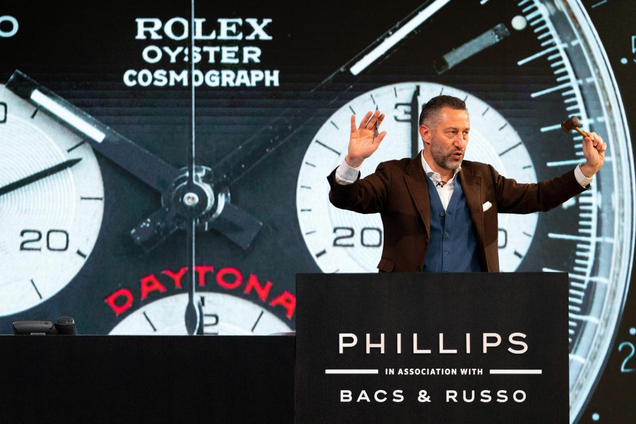 """Aurel Bacs - Phillips """"Racing Pulse"""""""