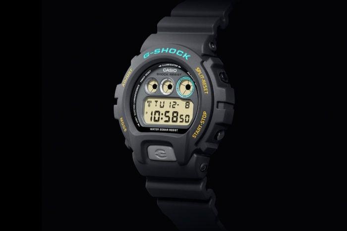 Casio G-SHOCK Ref 6900 by John Mayer x Hodinkee