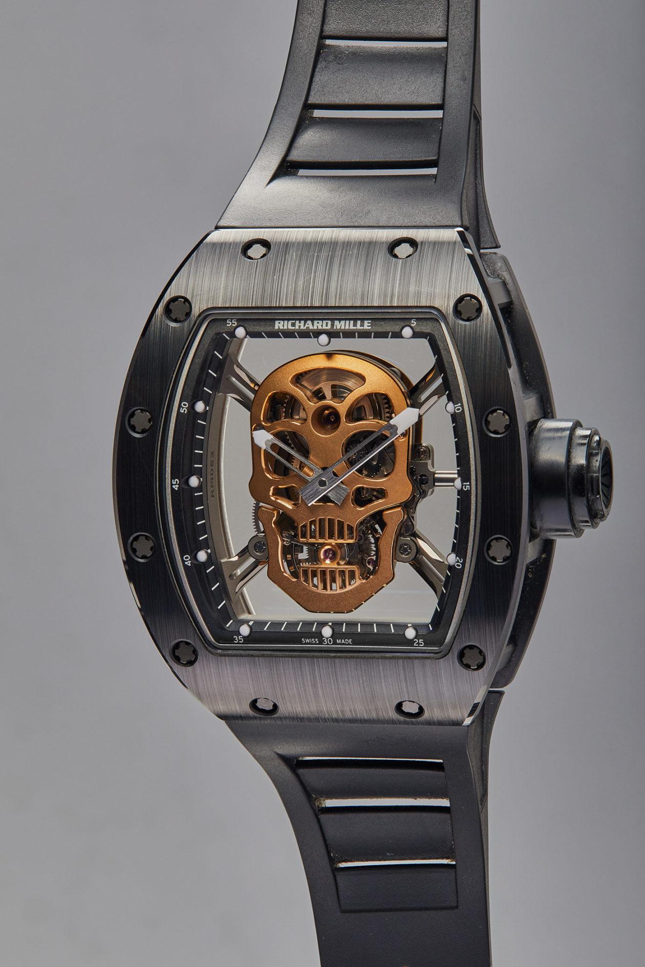 Richard Mille RM52-01 Skull