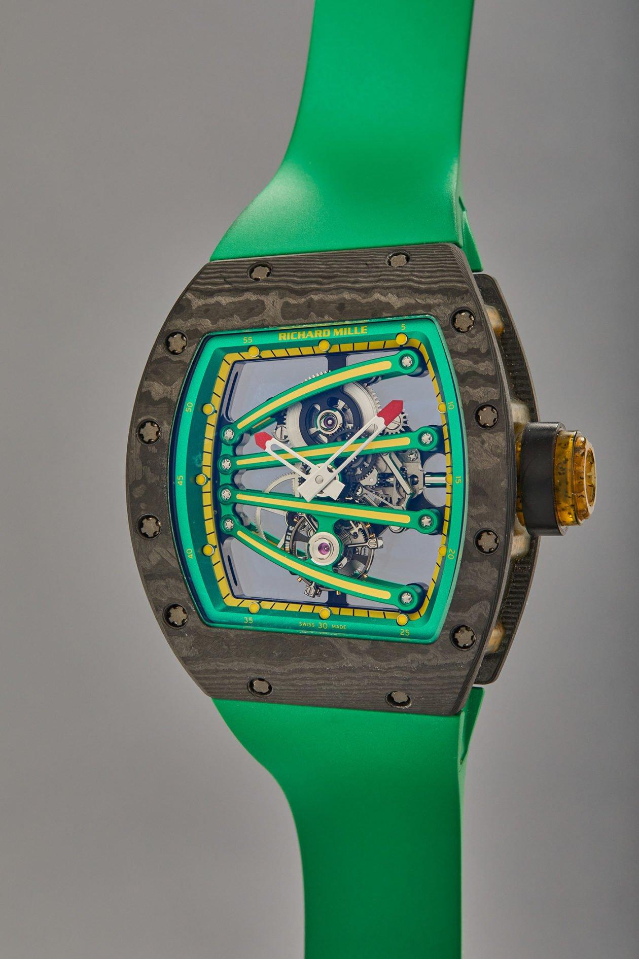 Richard Mille RM 59-01 Yohan Blake