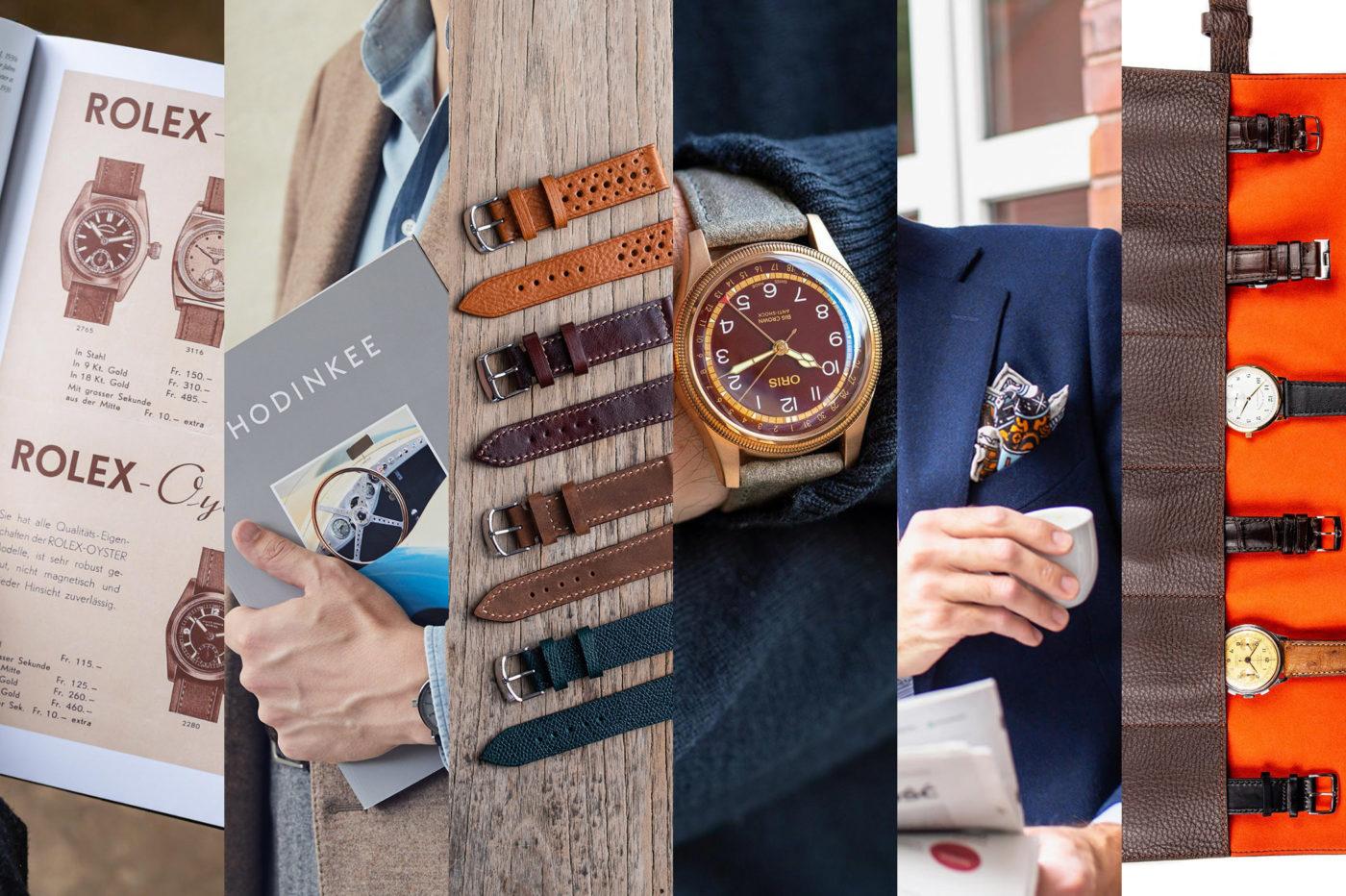 Poradnik prezentowy, czyli co podarować miłośnikowi zegarków