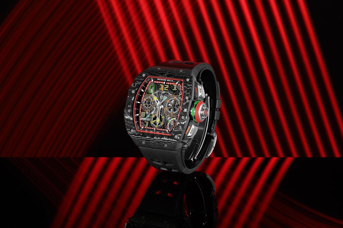 Richard Mille RM 65-01 Automatic Split Seconds Chronograph [cena]