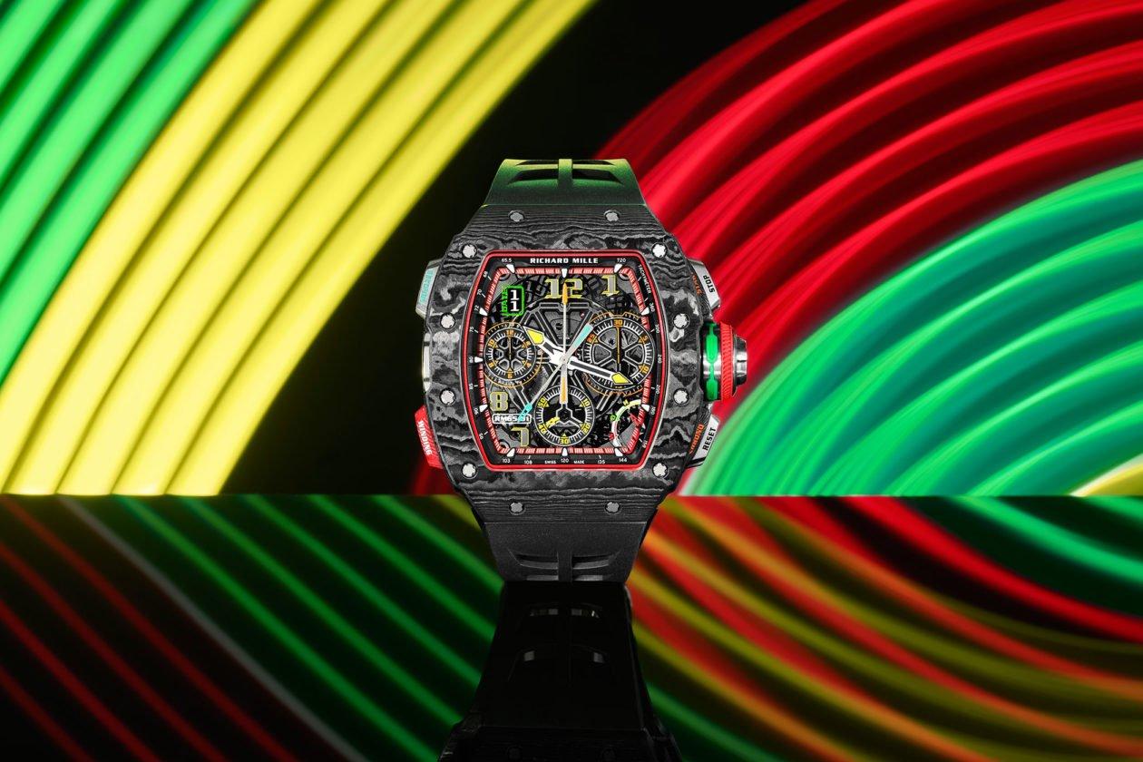 Richard Mille RM 65-01 Automatic Split Seconds Chronograph