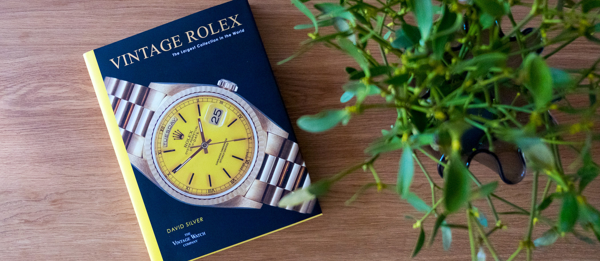 Vintage Rolex - The Largest Collection in the World - David Silver