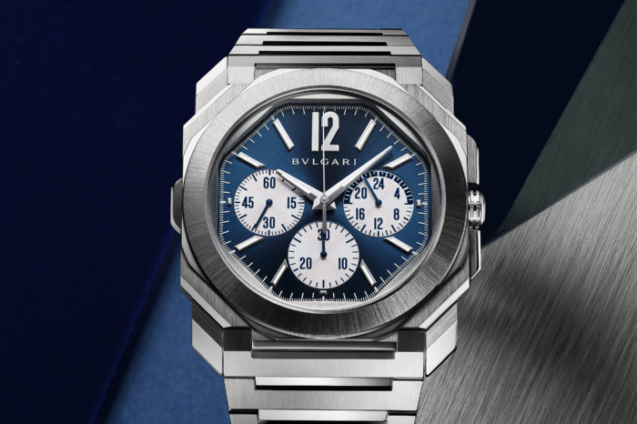 Bulgari Octo Finissimo S Chronograph GMT Steel