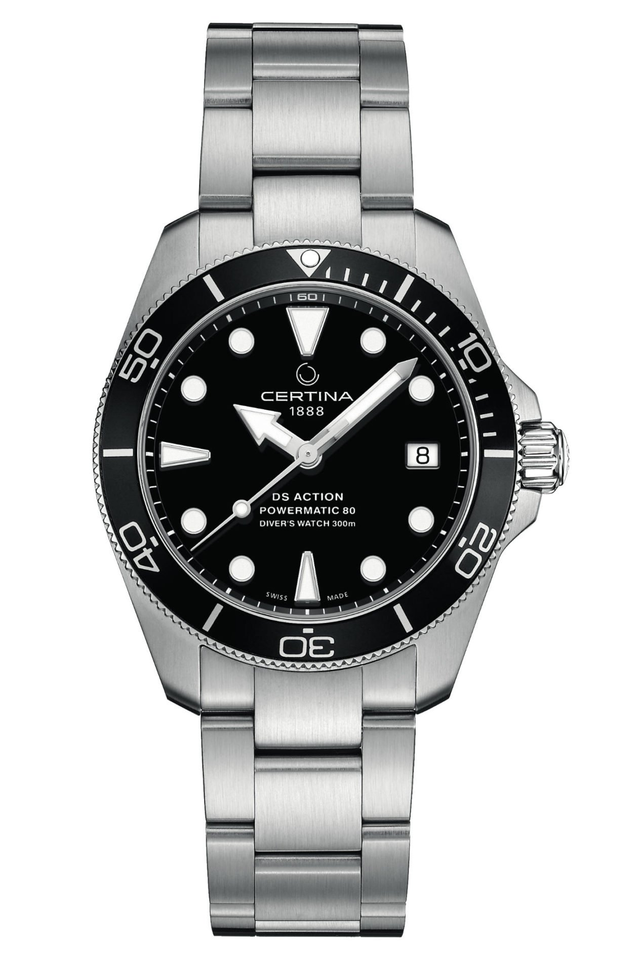 Certina DS Action Diver 38 mm