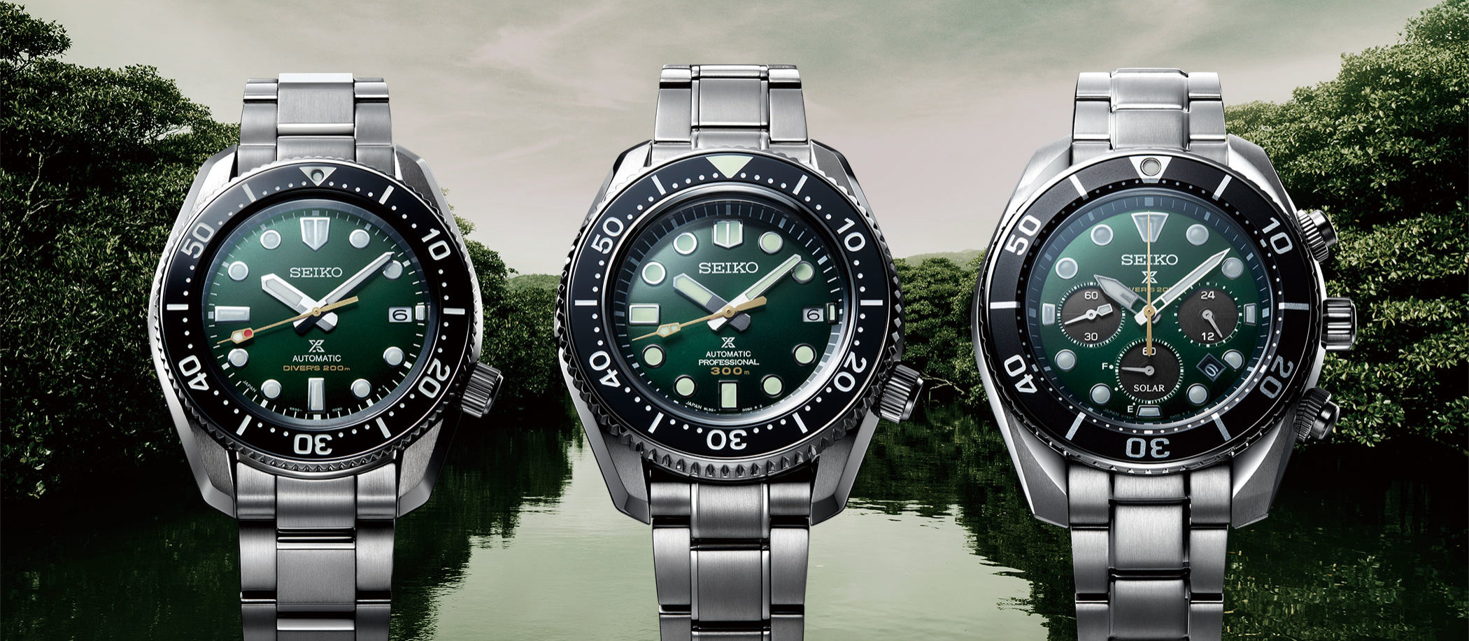 Seiko Prospex Divers 140th Anniversary