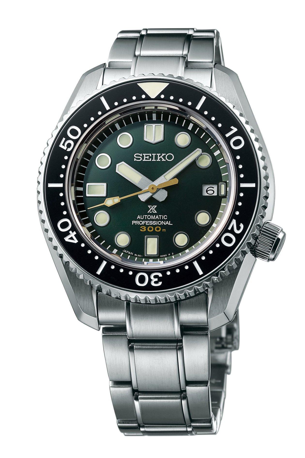 Seiko Prospex Divers 140th Anniversary SLA047