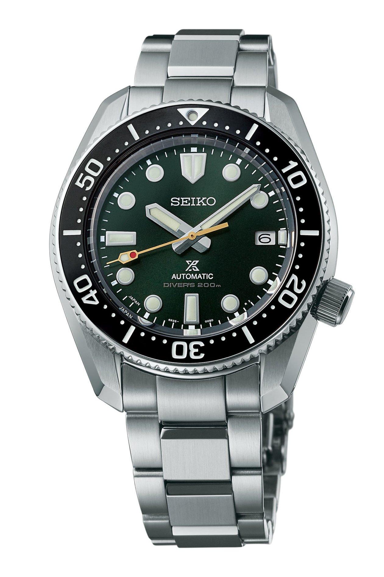 Seiko Prospex Divers 140th Anniversary SPB207