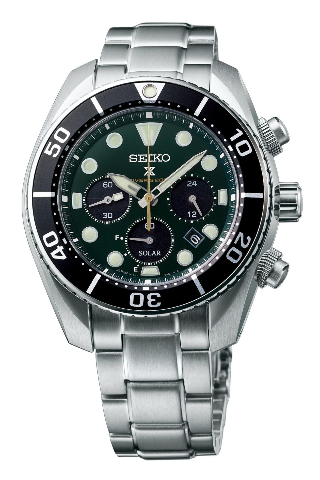 Seiko Prospex Divers 140th Anniversary SSC807
