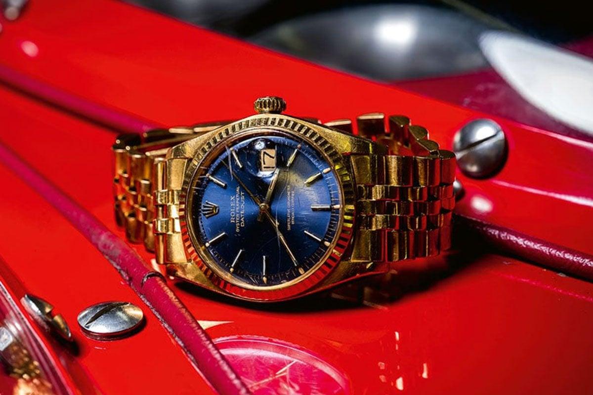 Rolex Datejust - foto: Maurice Volmeyer / watchtime.net