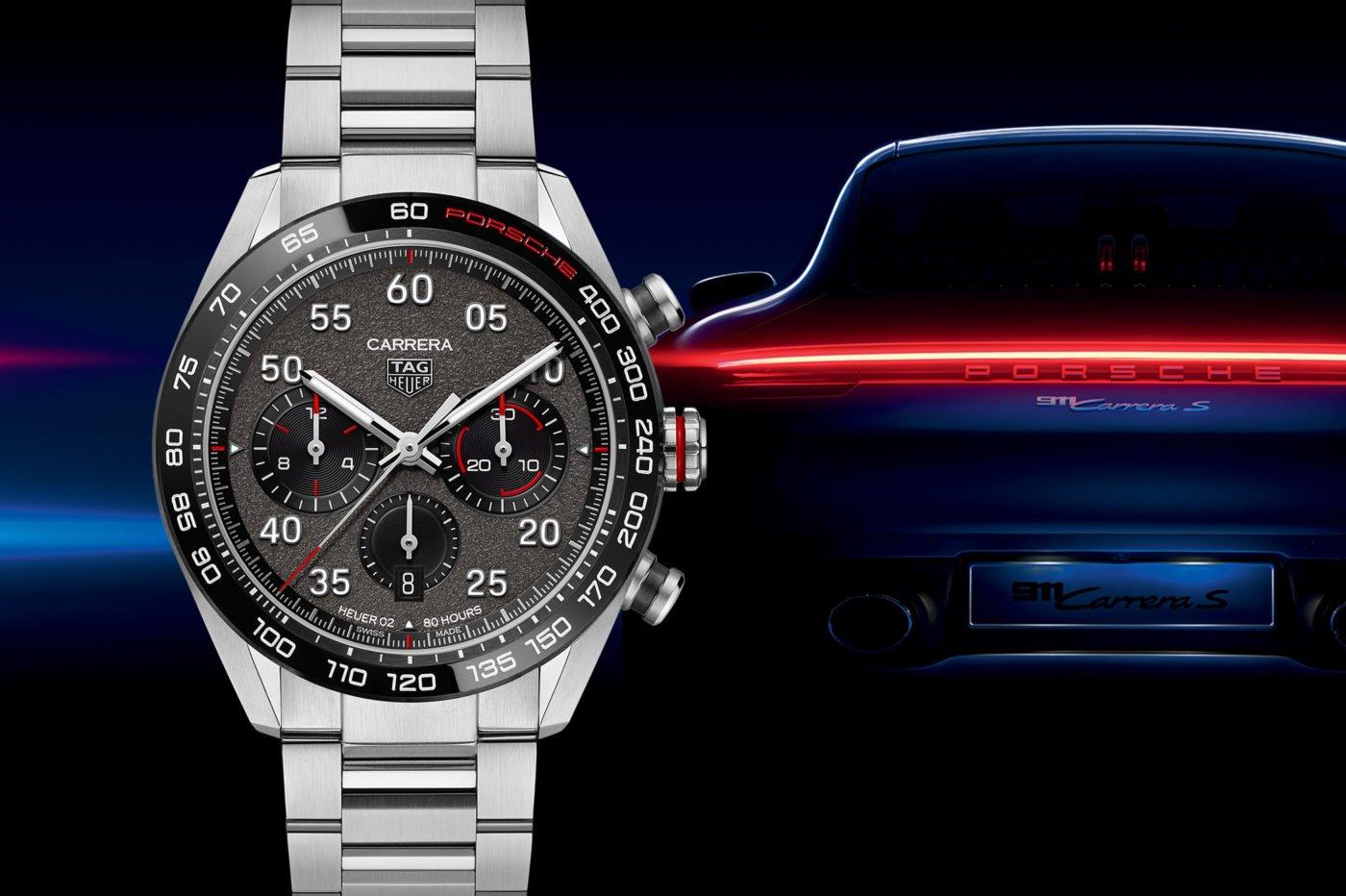 TAG Heuer Carrera Porsche Chronograph Special Edition 44 mm Heuer 02 Automatic [dostępność, cena]