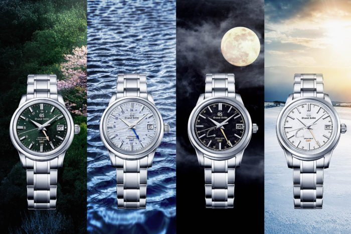 "Grand Seiko GMT ""24 Seasons"""