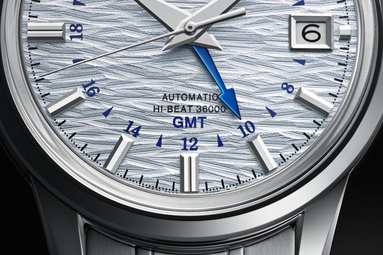 Grand Seiko GMT ref. SBGJ249
