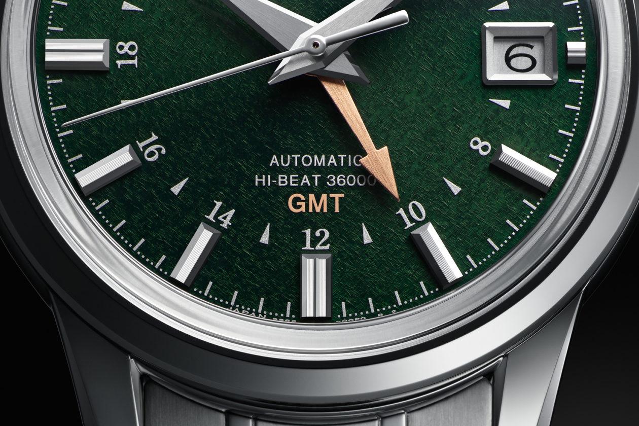 Grand Seiko GMT ref. SBGJ251