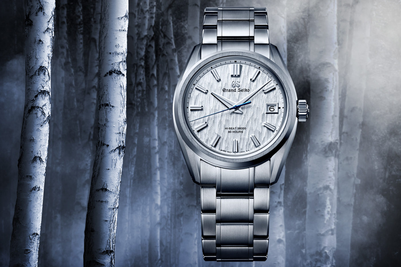 "Grand Seiko Hi-Beat ""Shirakaba"" SLGH005"
