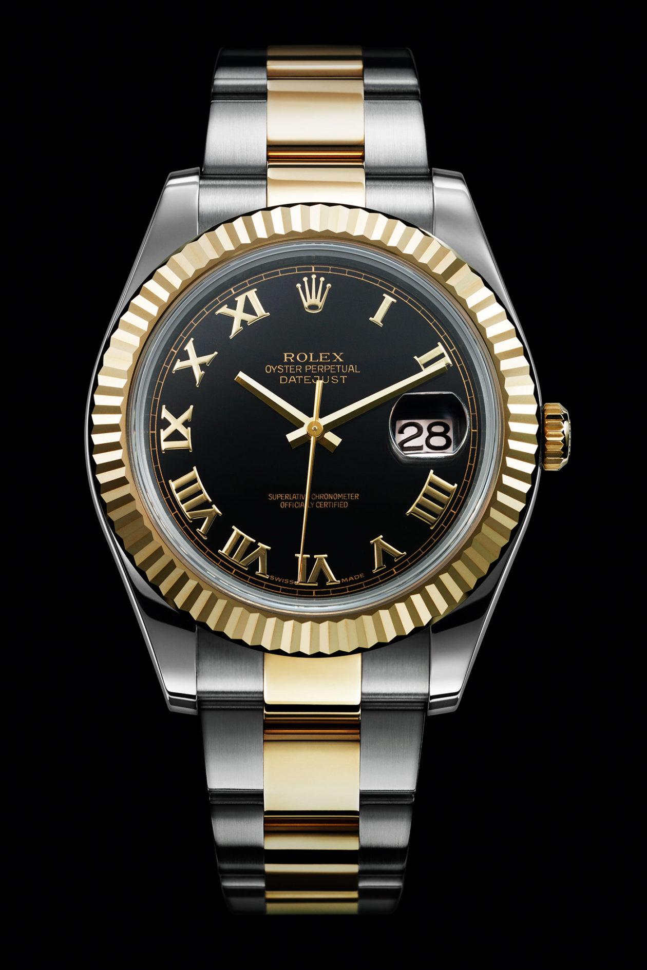 Pierwszy Rolex Datejust II
