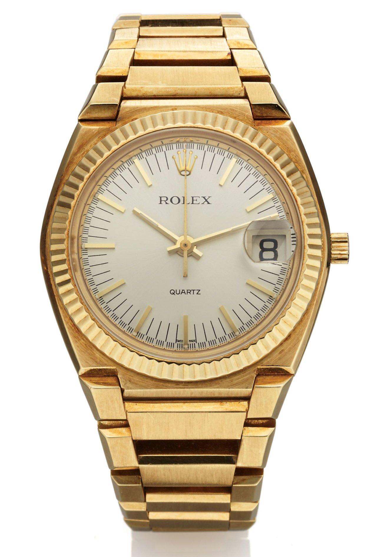 Rolex Datejust ref. 5100 / foto: Antiquorum