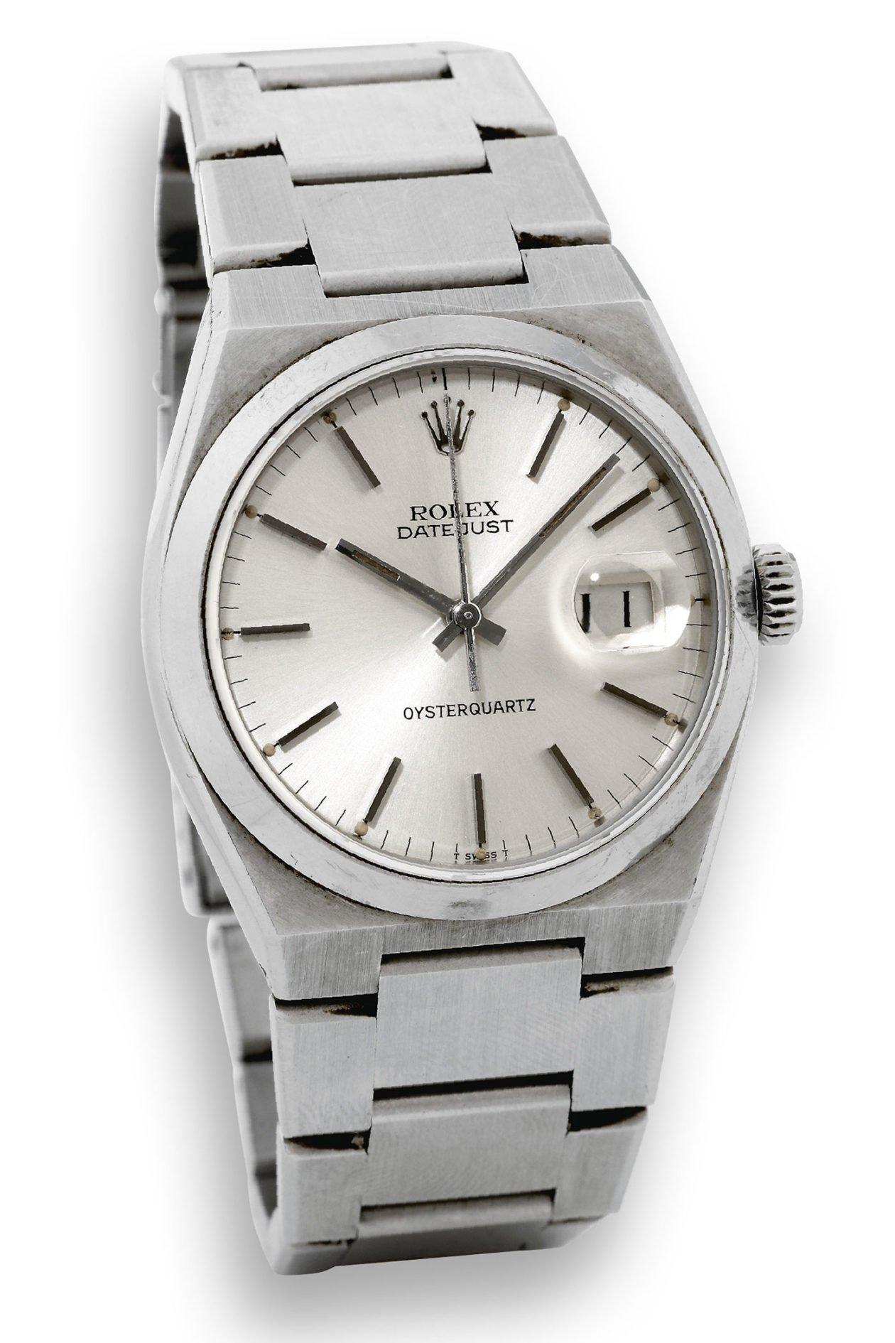 Rolex Datejust ref. 17000 / foto: Antiquorum