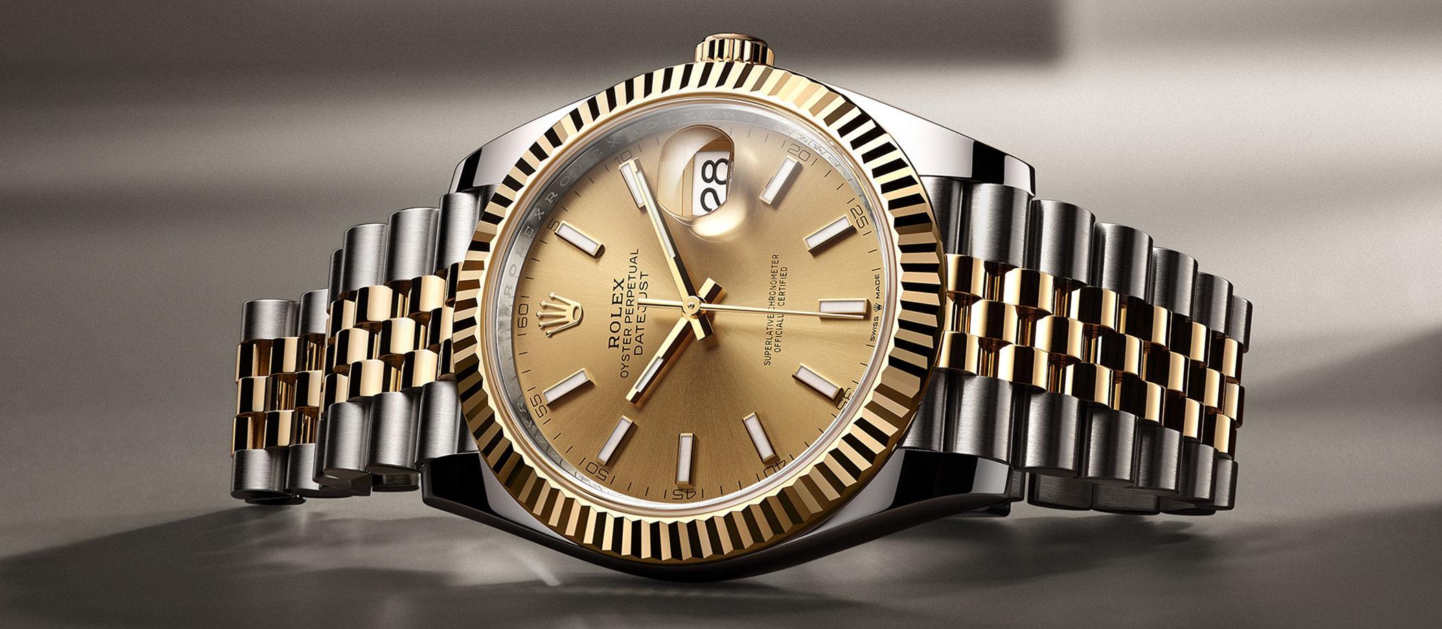 Kultowe Zegarki - Rolex Datejust