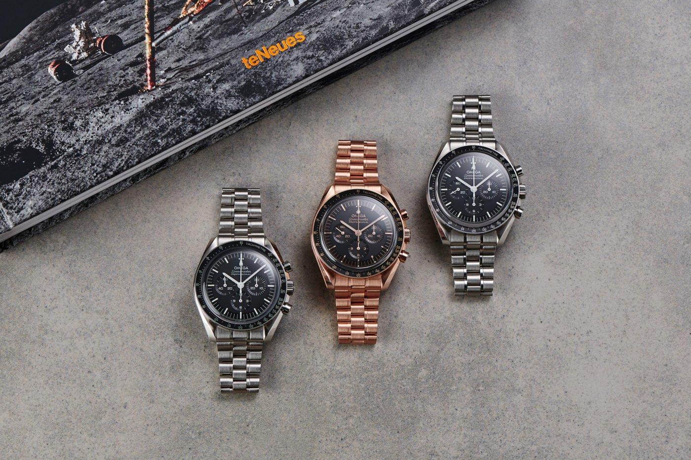 """Recenzja Omega Speedmaster Professional """"Moonwatch"""" Co-Axial Master Chronometer  [dostępność, cena]"""