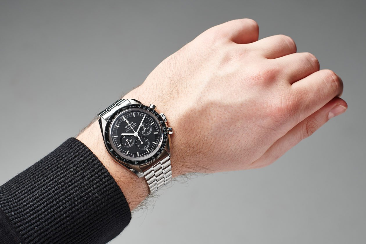 """Omega Speedmaster Professional """"Moonwatch"""" Co-Axial Master Chronometer Sapphire"""