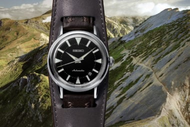 Seiko Prospex The 1959 Alpinist Re-creation