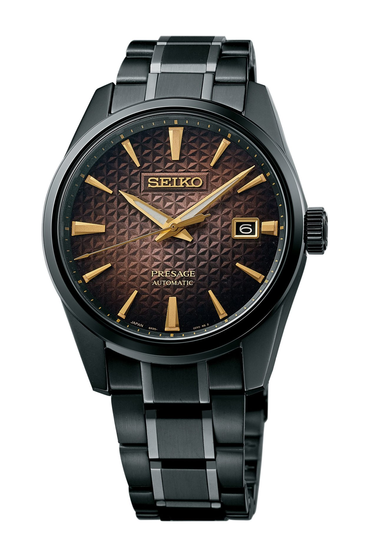 Seiko Presage Sharp Edge 140th Anniversary