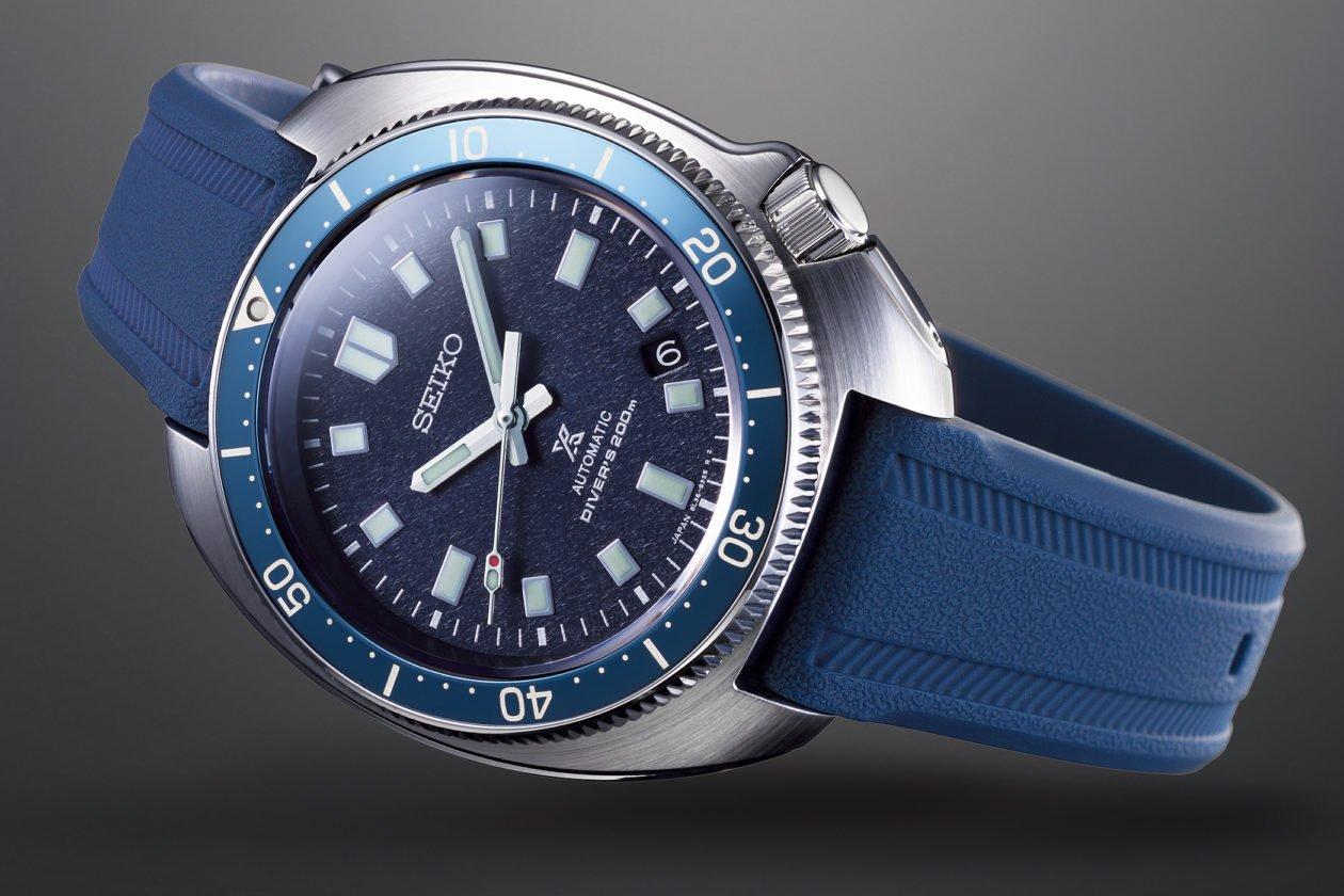 "Seiko Prospex 1970's Diver's SLA049 ""Naomi Uemura"""