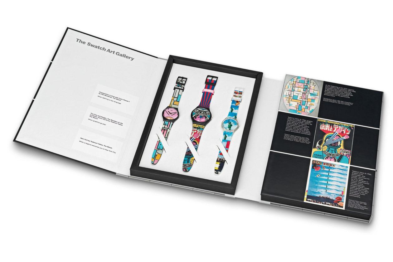 Swatch x MoMA - wydanie kolekcjonerskie